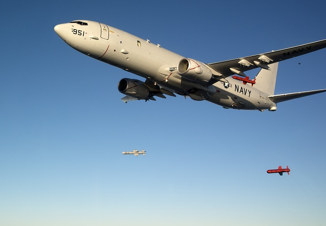 The US Navy awarded a $15.5 million system development contract to Raytheon Company to develop a flexible, application-based architecture (ABA) for the P-8A Poseidon maritime patrol aircraft. The ABA will allow mission commanders to rapidly field new or enhanced capabilities through third-party software applications.