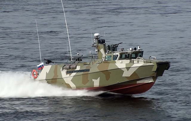 The Russian Navy has received the eighth Project 03160 patrol boat Raptor, Navy spokesman Captain 1st Rank Igor Dygalo said on Monday. The Project 03160 patrol boat Raptor is the last vessel in the series built by the Pella Shipyard in the Leningrad Region in northwest Russia, he added.