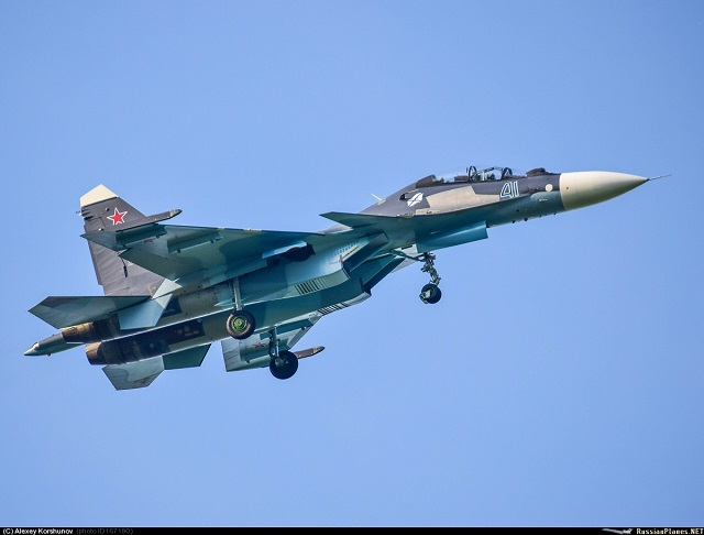 According to state-operated domestic Russian-language news agency RIA Novosti, the chief of naval aviation of the Russian Navy, Major General Igor Kozhin said, that his units are set to receive more than 50 Su-30SM by the year 2020.