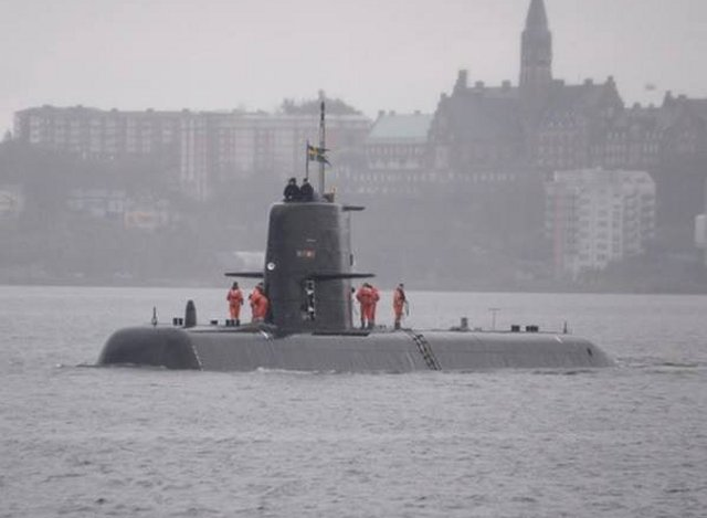 Saab Signs Contracts with Sweden for A26 Submarines and Upgrade for Gotland-Class Submarines