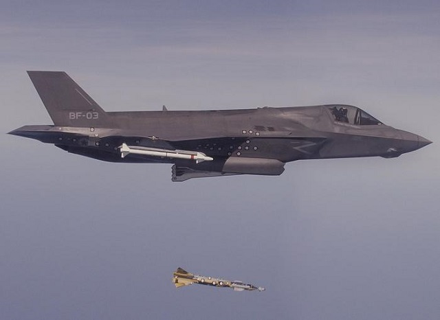A UK test team including personnel from BAE Systems, has successfully completed initial aircraft handling trials for ASRAAM and Paveway IV weapons on the F-35B Lightning II aircraft at Patuxent River Naval Air Station in Maryland, United States.