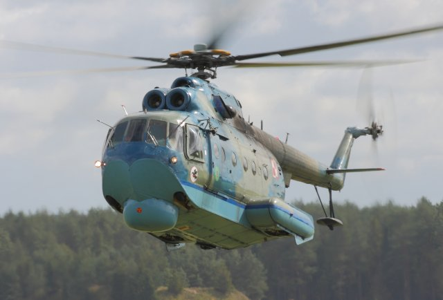 Russia could bring back in service Mi-14 Haze anti-submarine helicopter