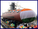 In a process extending over last three days Kalvari, the first ship of Scorpene class submarines, was set afloat in the Naval Dockyard (Mumbai) and was brought back to Mazagon Dock Shipbuilders Limited on 29 Oct 15. Mazagon Dock Shipbuilders Limited (MDL) reached another milestone as 'Kalvari' being constructed at the shipyard was separated from the pontoon and set afloat at Naval Dockyard Mumbai on 28 October 2015. The chain of events started at a glittering ceremony on 27 October 2015 when the Submarine on pontoon was moved out of MDL.