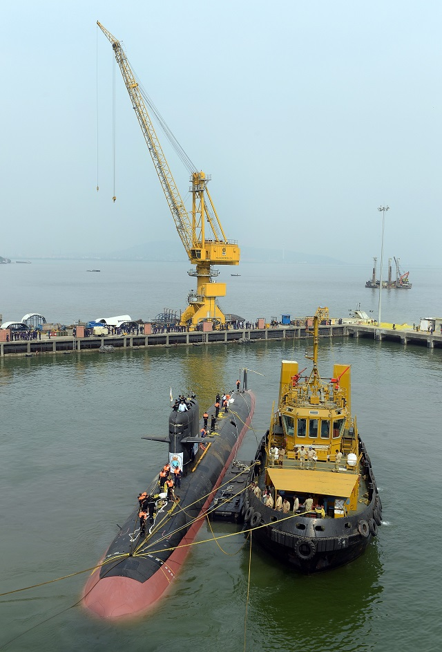 As it had been done before in May 2015 for Indian Scorpene submarines 3 and 4, DCNS experts carried out the FAT of 8 ECA Group converters (2 x Static converter 60 kVA + 2 x Static converter 5 kVA per submarine), designed to be installed onboard Indian Scorpene submarines 5 and 6.