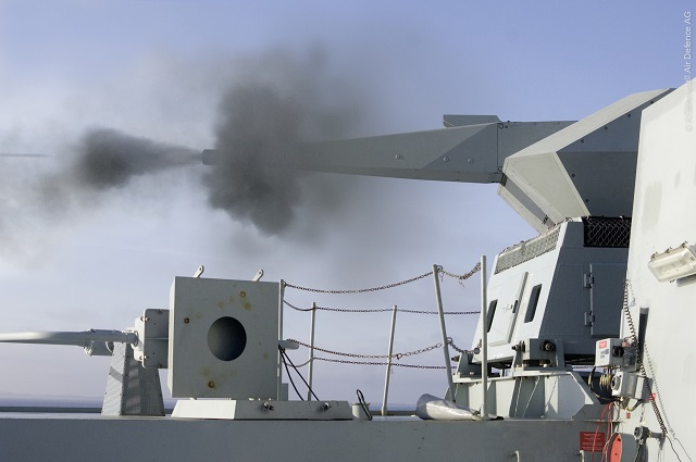 The Danish procurement authorities have contracted with the Düsseldorf-based Rheinmetall Group to supply additional 35mm Oerlikon Millennium guns for ships of the Royal Danish Navy. The order, which also includes spare parts and technical services, is worth around €20 million. The guns will be shipped in 2016.