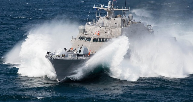 The U.S. Navy has issued a Lockheed Martin led industry team the balance of funding of $279 million for the construction of the future USS Cooperstown (LCS 23). The funding approved by Congress provides the financing required to maintain the cost and schedule of this critical national asset. Congress provided $79 million in advanced procurement funding for LCS 23 in March 2015.