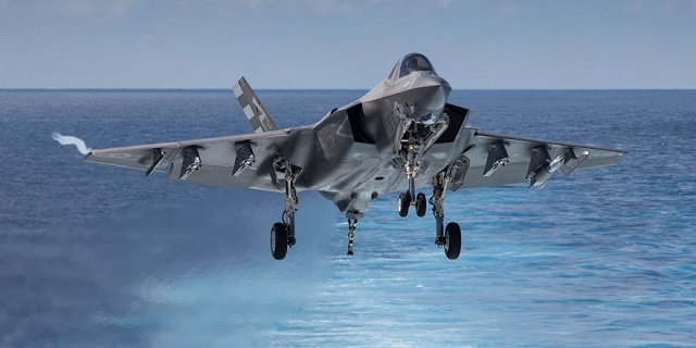 The F-35 Patuxent River Integrated Test Force (ITF) completed the third and final shipboard developmental test phase (DT-III) for the F-35C Lightning II aboard USS George Washington (CVN 73) Aug. 25 - one week earlier than scheduled.