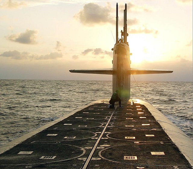 BAE systems support weapons systems submarines