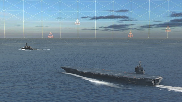 The Office of Naval Research (ONR) has awarded BAE Systems an $11 million contract to develop next-generation electronic warfare (EW) technology that will quickly detect, locate, and identify sources of radio frequency signals. Known as the Full-Spectrum Staring Receiver (FSSR), this technology will enable near-instantaneous battlespace situational awareness, emitter tracking, threat warning, and countermeasure cueing. Conventional threat warning systems are not able to deliver the high level of coverage and responsiveness that FSSR will provide.