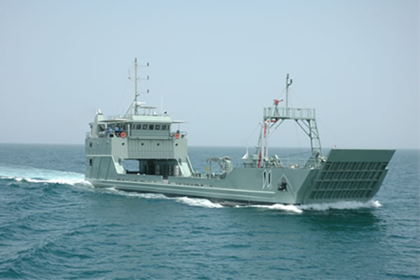 Abu Dhabi Ship Building to Build 8 Landing Craft and Protection Vessels for Kuwait MoD