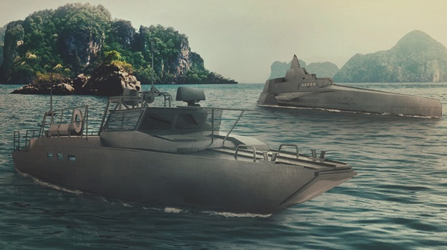 Defence and security company Saab showcased its Sea Giraffe 1X naval radar for the first time at the Maritime Security East Conference in Norfolk, Virginia (March 21-23). Sea Giraffe 1X offers simultaneous surface and air surveillance capabilities, a growing need in the U.S. maritime security sector.