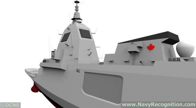 Dcns Confident Its Fremm Is The Right Solution For The