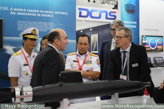 DCNS Indodefence 2016