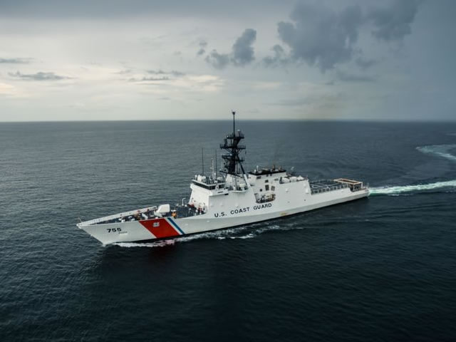 Huntington Ingalls Industries' (HII) Ingalls Shipbuilding division announced that the company's sixth U.S. Coast Guard National Security Cutter (NSC), Munro (WMSL 755), has successfully completed acceptance trials. Munro spent two full days in the Gulf of Mexico proving the ship's systems.