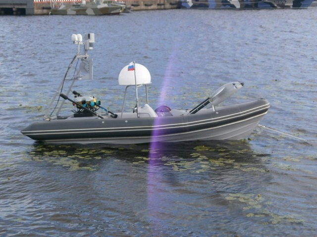 Project 12700 MCM Vessels to be Equipped with Russian Made Unmanned Surface Vehicles