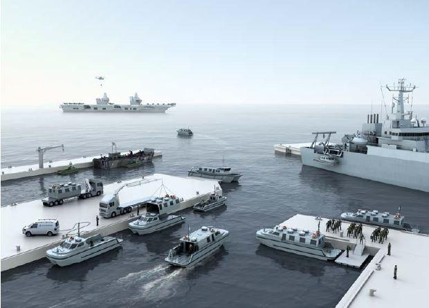 Workboat Fleet will support Royal Navy 1