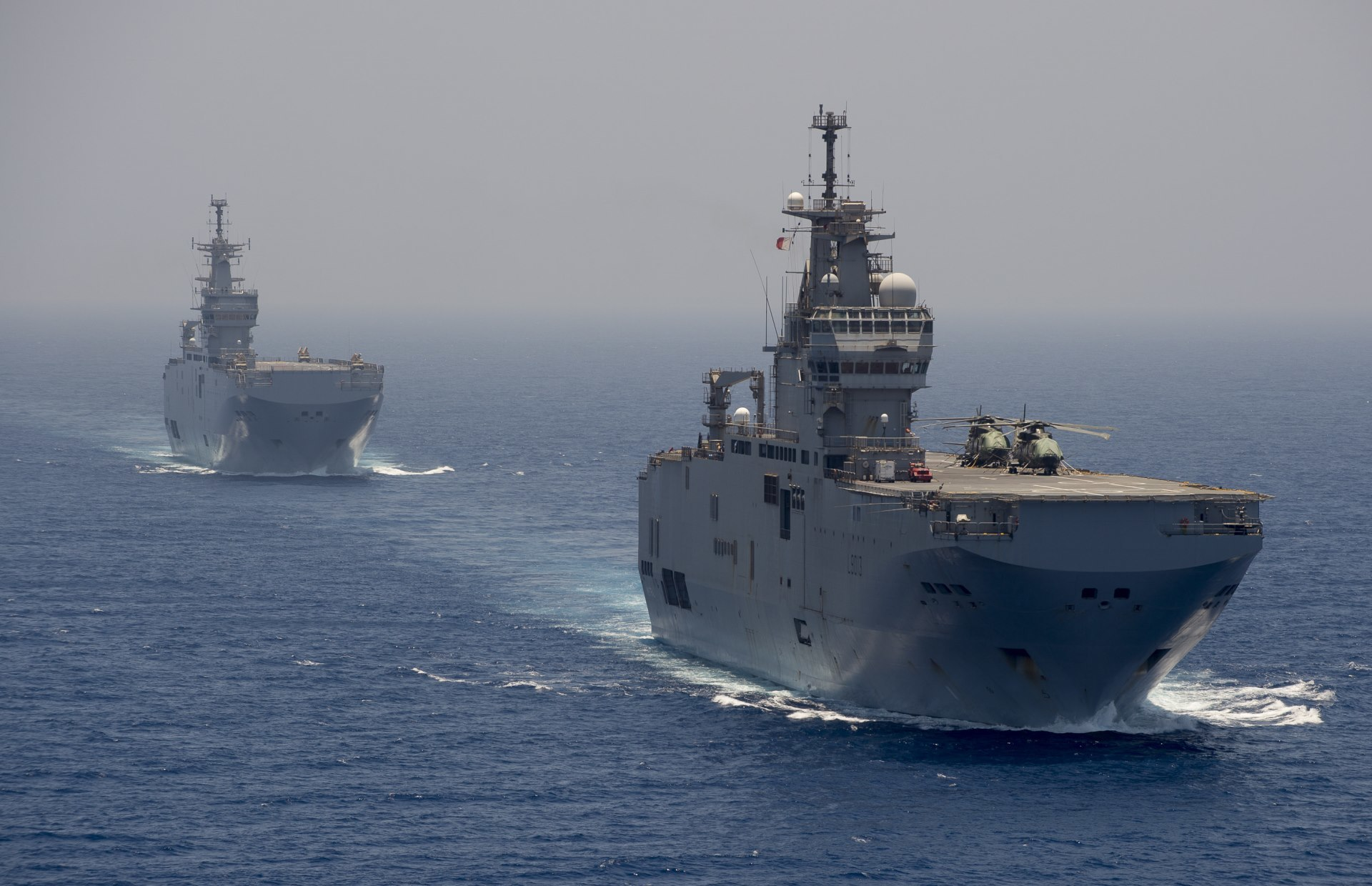 Egyptian Navy Using Avengers As Air Defense For Its