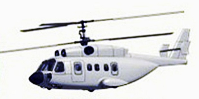Minoga Ka 27 replacement Kamov Russian Helicopters