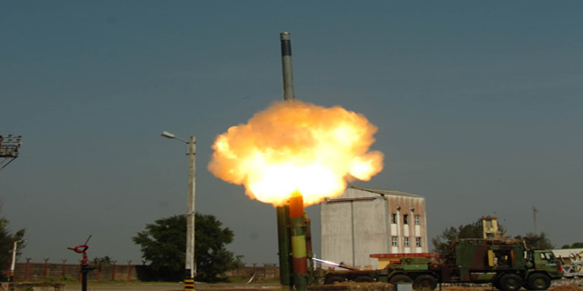 BRAHMOS Extended Range missile successfully test fired