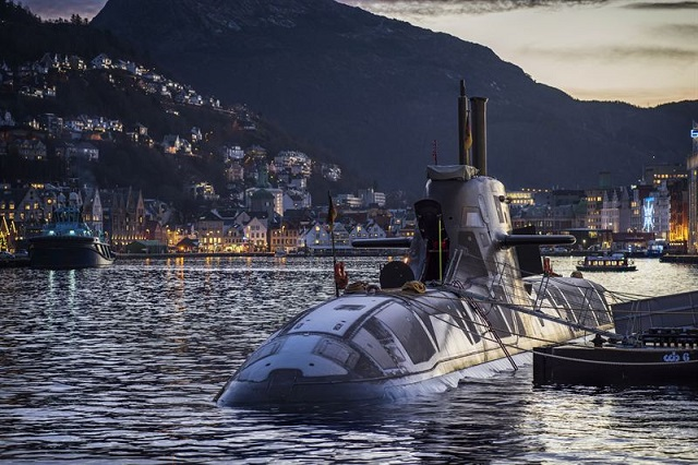 KONGSBERG TKMS Atlas Elektronik teaming agreement Submarine 1