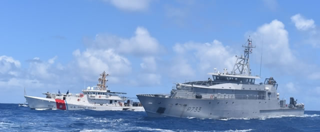 French Navy Guyana-based Light Patrol Vessel PLG La Confiance is Now on Active Duty