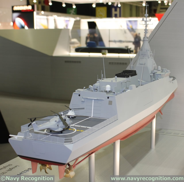 FTI Belharra frigate Naval Group DCNS French Navy PACIFIC 2017 5