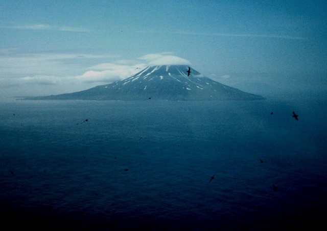 Kuril Islands Russia Matua