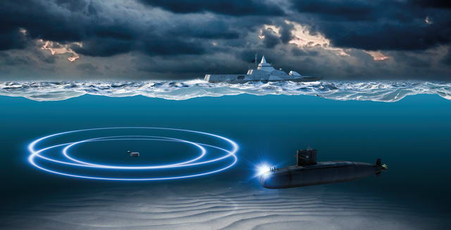 KONGSBERG Naval Sonars for Mid Life Upgrade