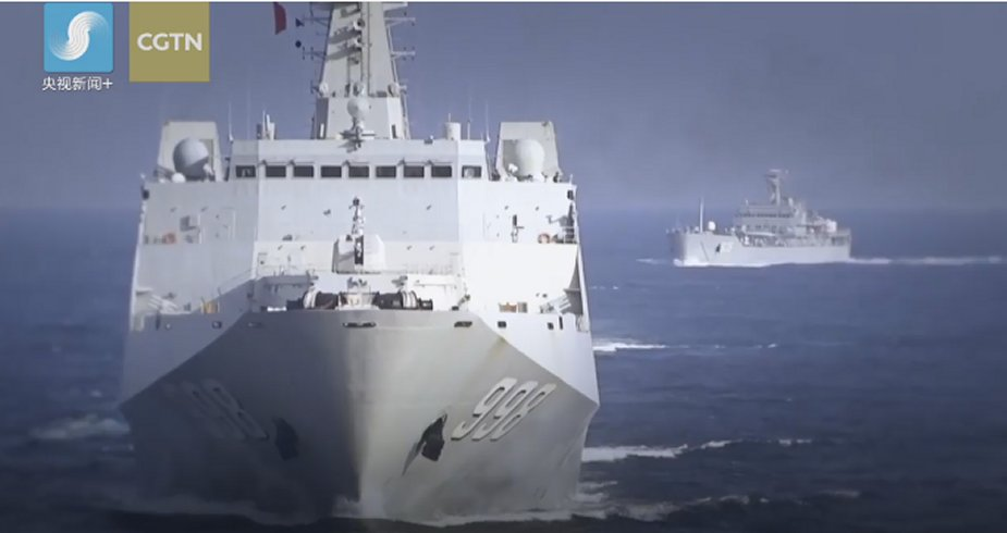 China dispatches PLAN 31st fleet to the Gulf of Aden