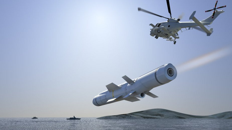 MBDAs Sea Venom ANL anti ship missile marks further trials milestone