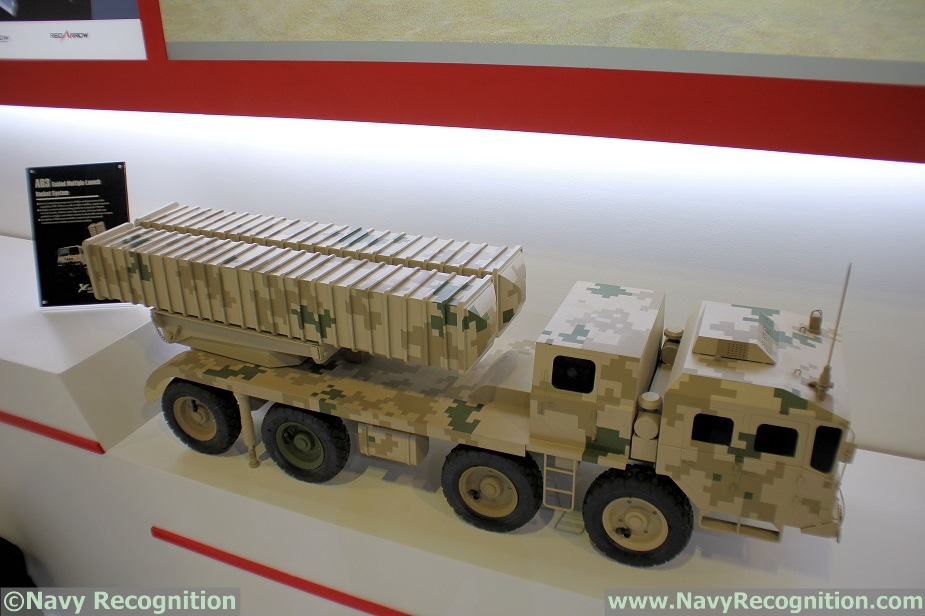 DSA 2018 Chinas NORINCO Showcasing TL 7B Anti ship Missile 2