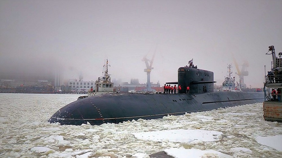 Russian Northern Fleet Creates Submarine Division for Deep Water Operations 2