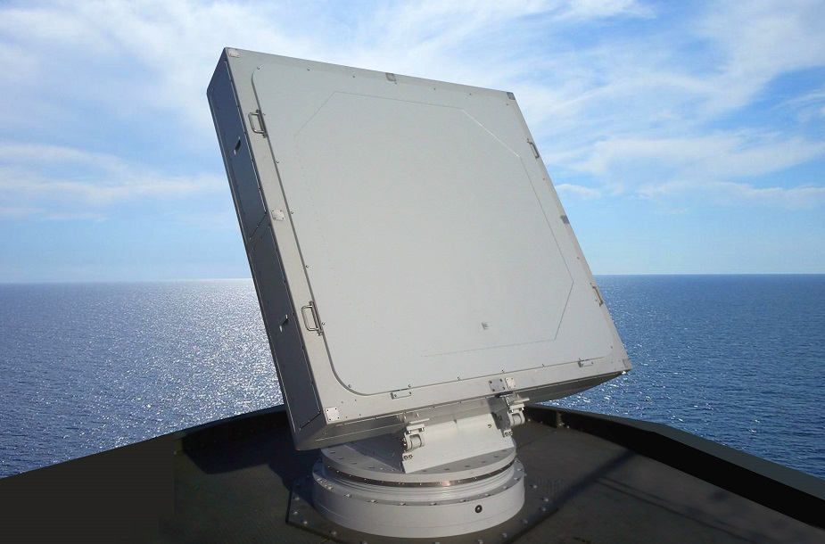 KRONOS Grand Naval Radar Demonstrated Outstanding anti TBM Capabilities Aboard FREMM 2
