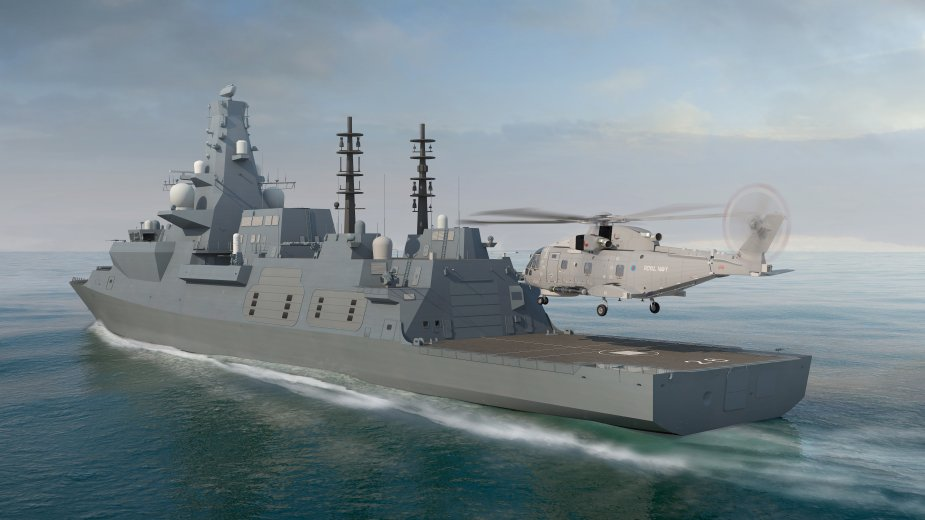 Plasan Signed a Contract With BAE Systems for the Armouring of Type 26 Combat Ships 925 001