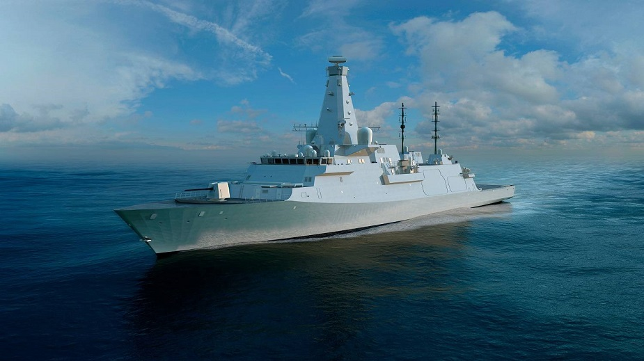 the type 26 global combat ship frigate
