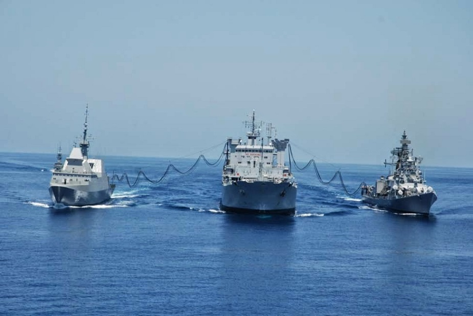Bilateral Exercise between Indian Republic of Singapore Navy SIMBEX 17 commences
