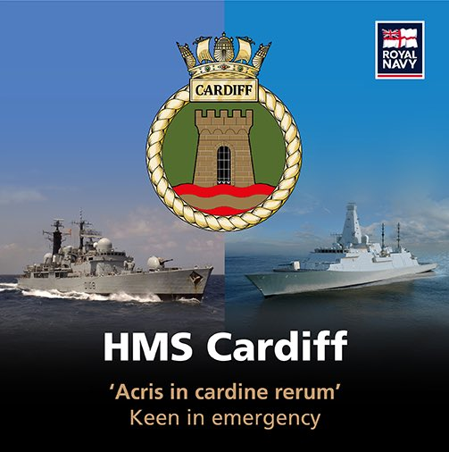 HMS Cardiff City class Type 26 Frigate Royal Navy