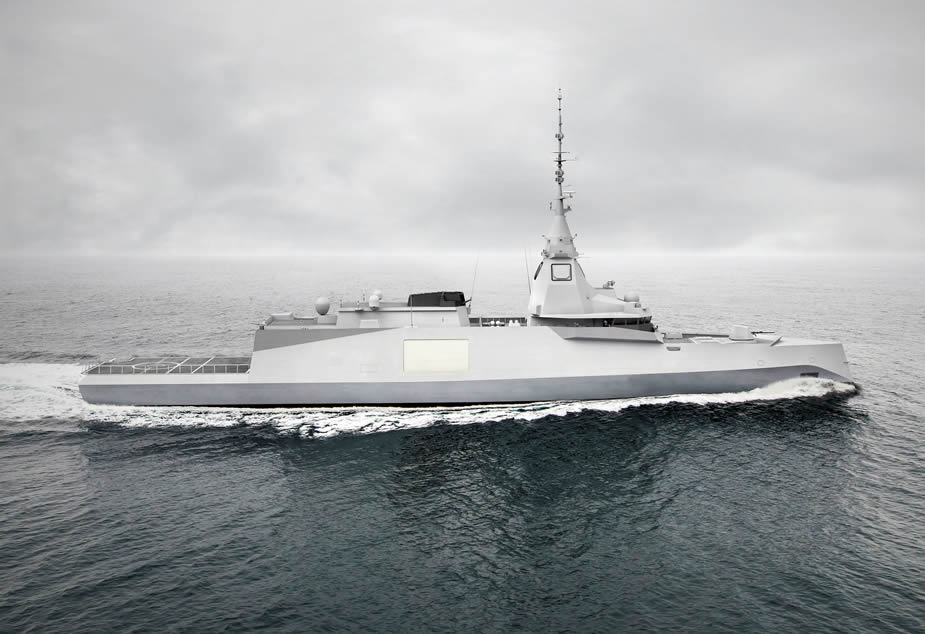 Naval Group Select First Equipment Suppliers for French Navy FTI Frigates