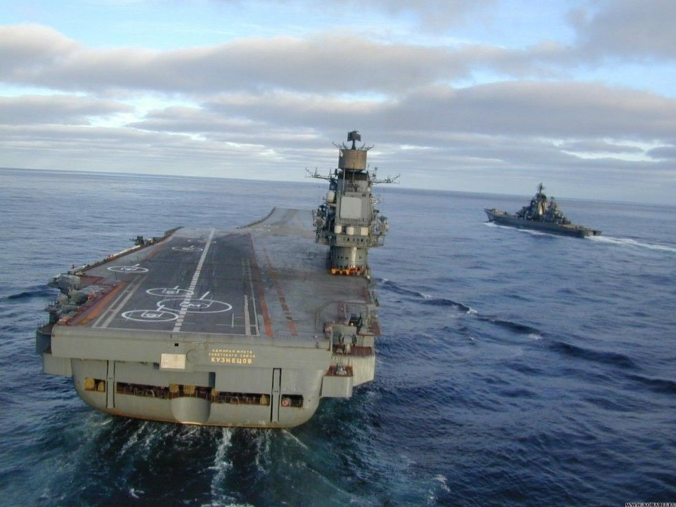 Russian aircraft carrier Admiral Kuznetsov gets automatic landing controls