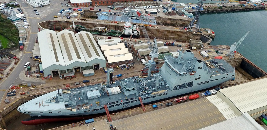 UK MoD awards 1bn Worth of Contracts for Auxiliary Vessels Support 1