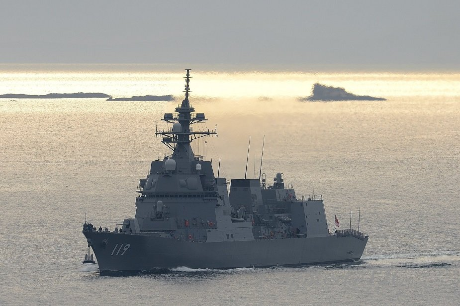 JMSDF commissions its second 25DD class Asahi ASW destroyer