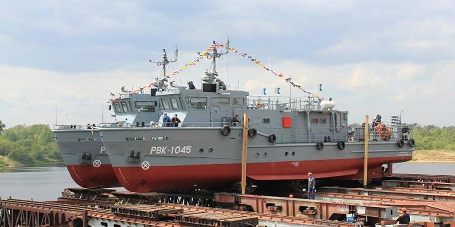 Russian Pacific Fleet to receive 2 Project 23040 diving boats