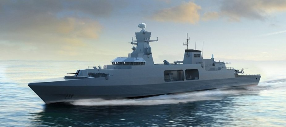 Thyssenkrupp awarded contract for Type 31e frigates from British Royal Navy
