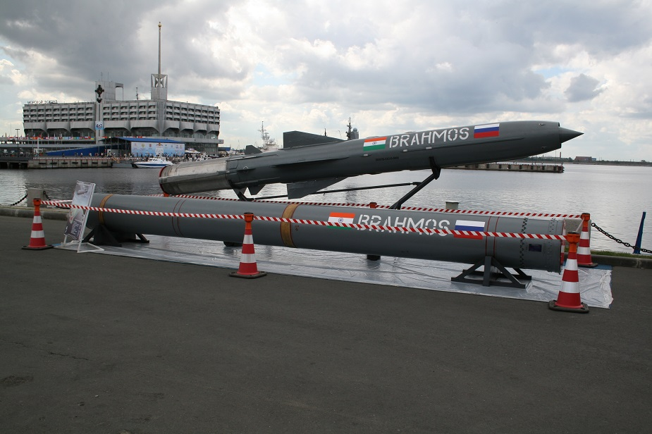Thailand may acquire the Indian BrahMos supersonic cruise missile