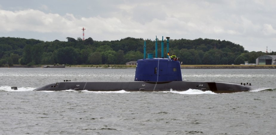 Germany to provide Israel 3 Dolphin class submarines more