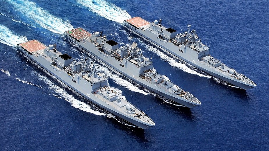 Indian MoD awarded Goa Shipyard Ltd contract for 2 Talwar frigates