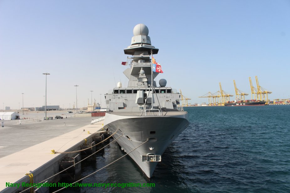 The Italo French FREMM programme continues with a 9th frigate