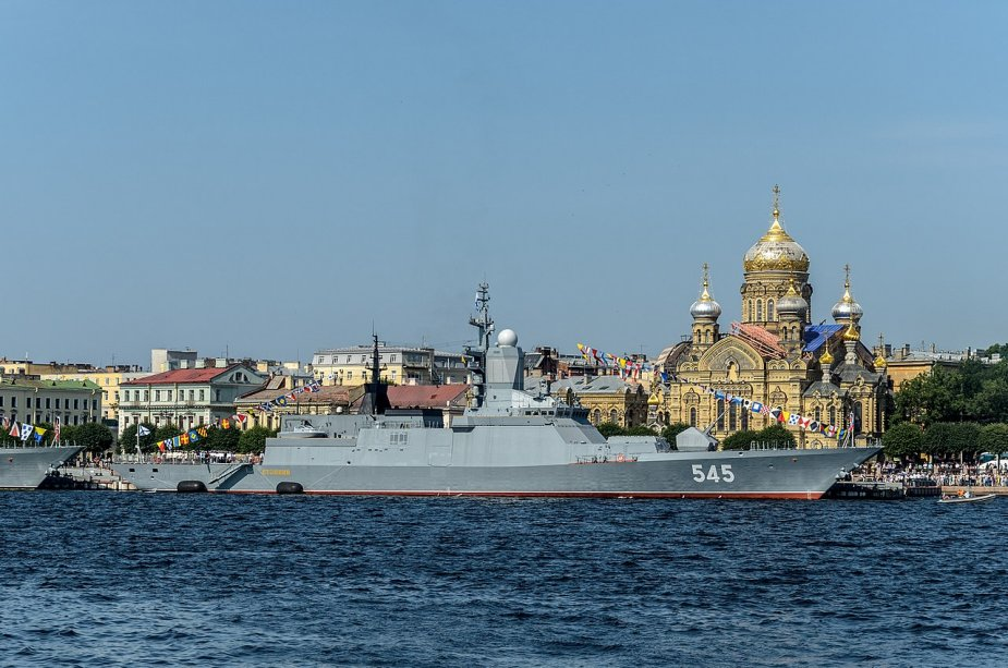 Russian navy Project 20380 corvettes to get new radars