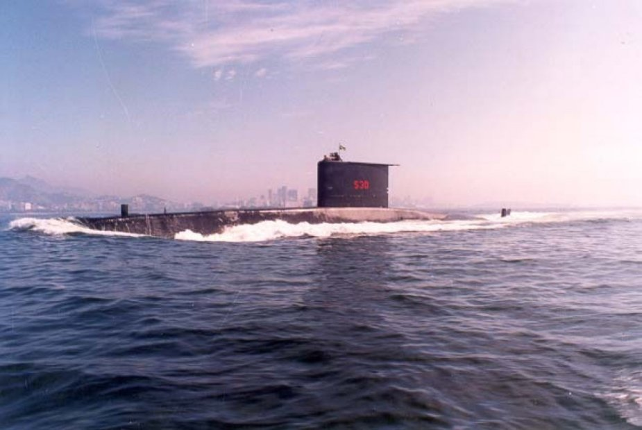 Four non operational Tupi class subs to be transfered from Brazil to Argentina