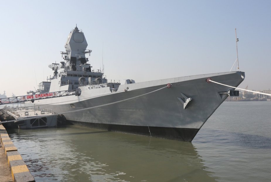 Indian Navy to sail through the Persian Gulf to protect Indian commercial ships